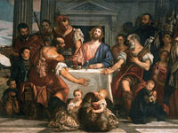 Paolo Veronese, Supper in Emmaus