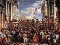 Paul Veronese, The Marriage at Cana, 1563